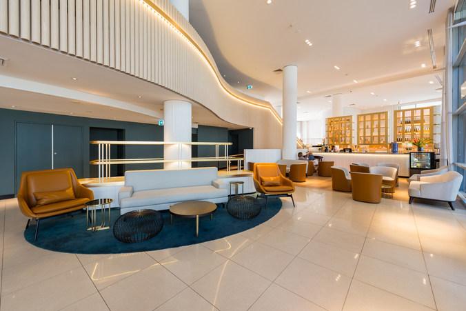 Novotel Darling Square - Lobby