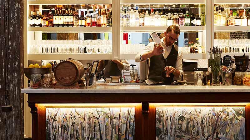 Ovolo 1888 - Bar