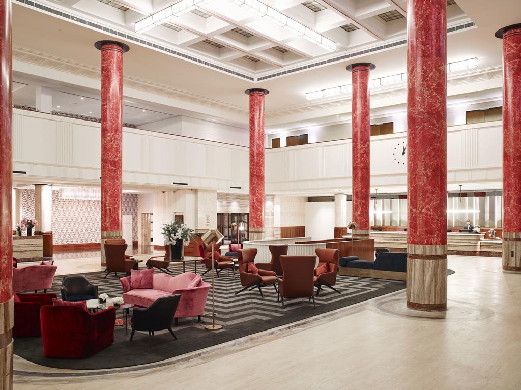Primus Hotel - Lobby
