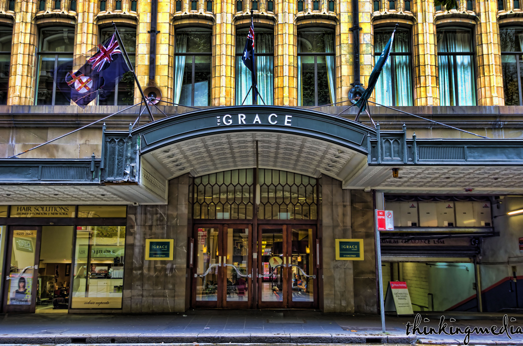 The Grace Hotel - Exterior 2