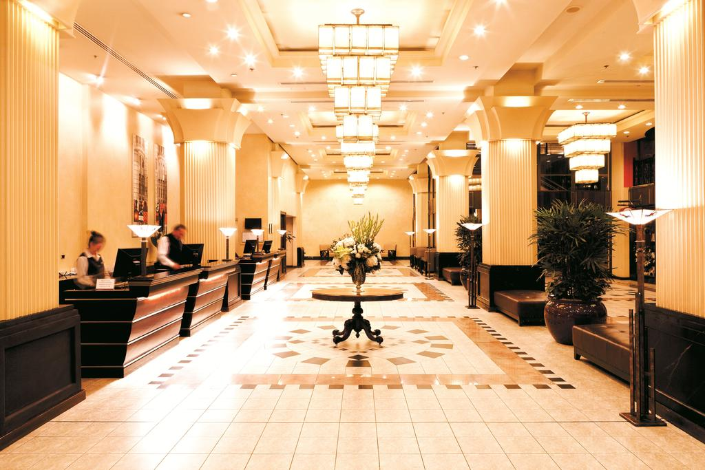 The Grace Hotel - Lobby
